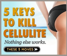 Steps to Remove Cellulite